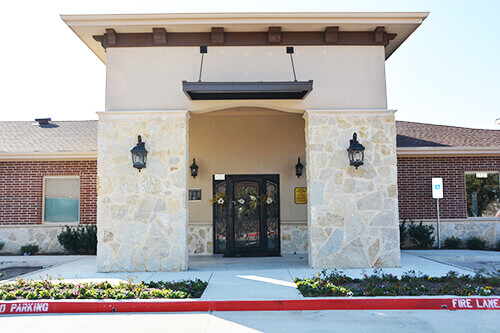 Front building - Pediatric Dentist in Grand Prairie, TX