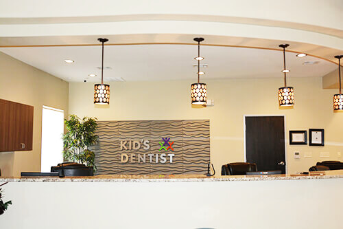 Front Desk - Pediatric Dentist in Grand Prairie, TX